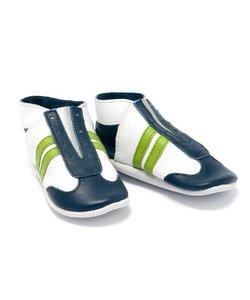 babyslofjes jogger groen