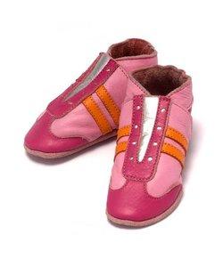 babyslofjes jogger roze
