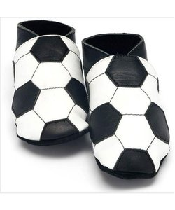 babyslofjes voetbal