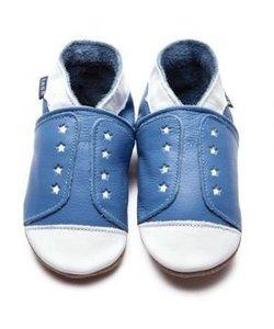Babyslofjes Sneaker Blue