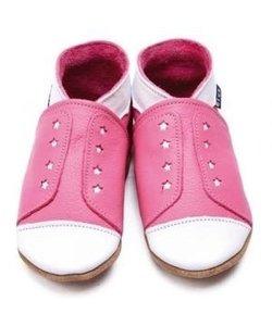 Babyslofjes Sneaker Pink