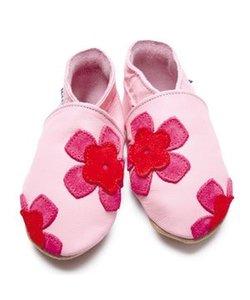 Babyslofjes roze Freya