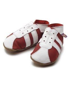 babyslofjes sporty red