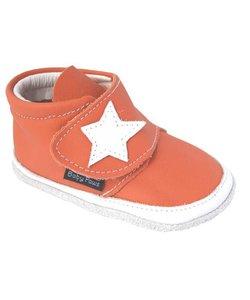 babyslofjes Jak Rap Star oranje