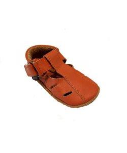 babyslofjes Sandal oranje