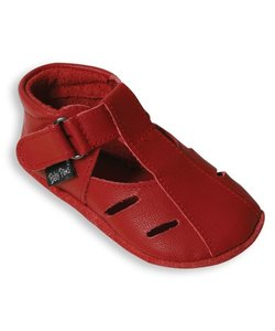 babyslofjes Sandal rood