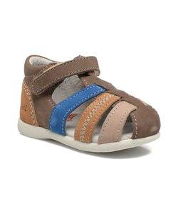 schoentjes Babysun marron bleu