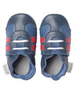 babyslofjes Sport shoe navy red