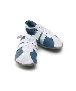babyslofjes sporty blue