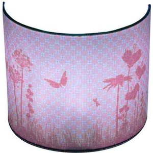 Little Dutch wandlamp silhouette - sweet pink