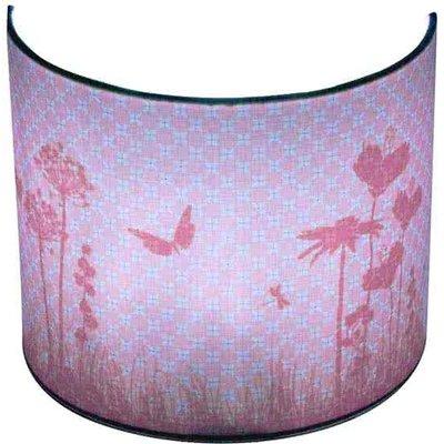 Little Dutch wandlamp silhouette - sweet pink
