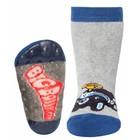 Ewers anti-slip sokken Stoppi Bobbycar race grijs