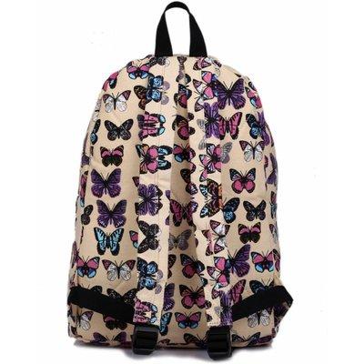 Miss Lulu Miss lulu rugzak butterfly