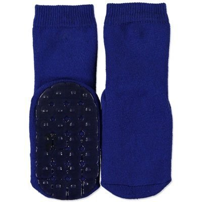 Ewers anti-slip sokken Stoppi uni blauw