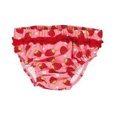 Playshoes zwemluier Aardbei rood roze
