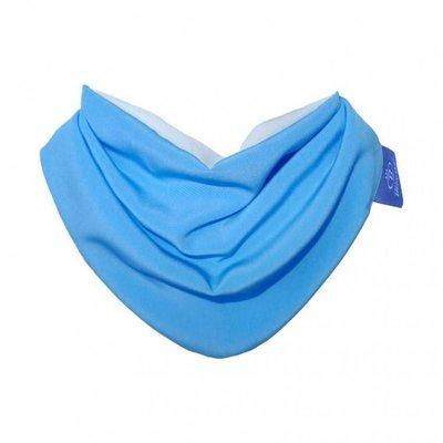 Bibetta bandana lichtblauw