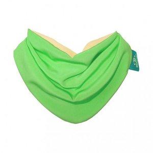 Bibetta Bandana/slabbetje groen