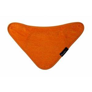 Mum2Mum bandana wonder slabbetje oranje