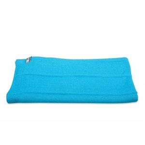 Baby's Only deken uni turquoise