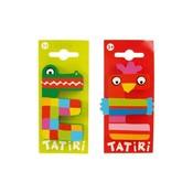Tatiri houten letter E