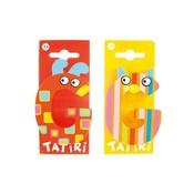 Tatiri houten letter G