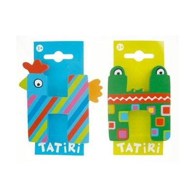 Tatiri houten letter H