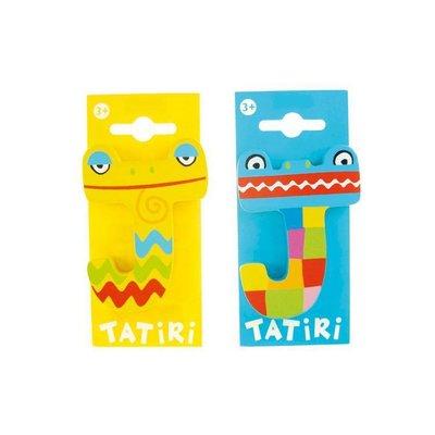 Tatiri houten letter J