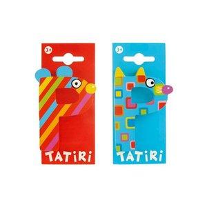 Tatiri houten letter P