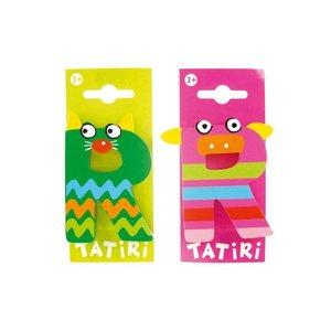 Tatiri houten letter R