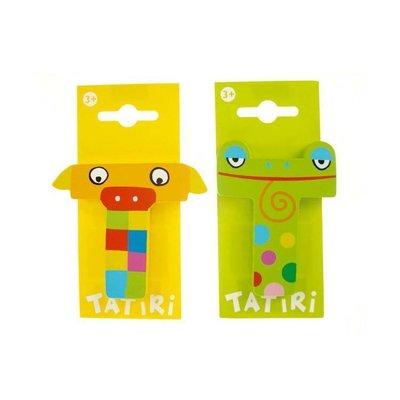 Tatiri houten letter T