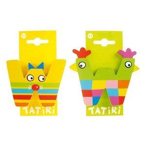 Tatiri houten letter W