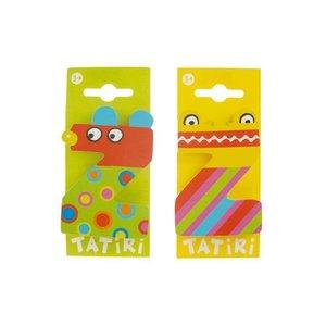 Tatiri houten letter Z