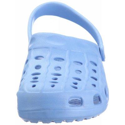 Playshoes EVA sandaaltjes lichtblauw