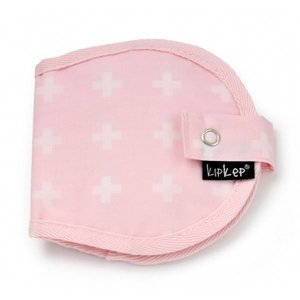 KipKep Napper Nursery Wallet Crossy Pink