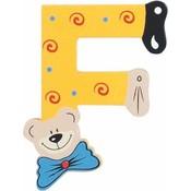 Playshoes houten letter F