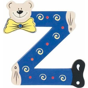 Playshoes houten letter Z