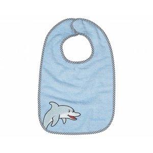 Playshoes slab lichtblauw dolfijn XL