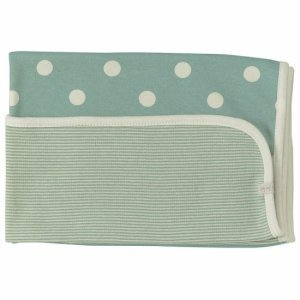 Organics for Kids eco deken Spotty blue