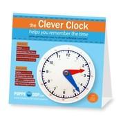 Poppedop CleverClock, geheugensteuntje voor borstvoeding of b.v medicatie