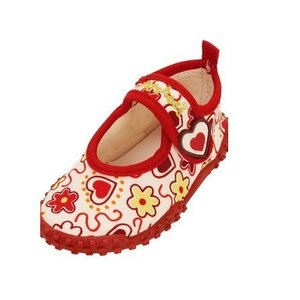Playshoes Waterschoenen hearts