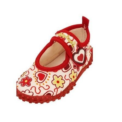 Playshoes Waterschoenen hearts