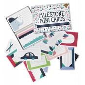 Milestone Mini Cards leg mooie momenten vast!