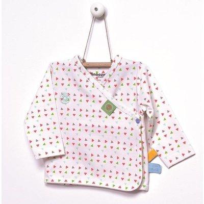 Snoozebaby Snoozebaby overslag shirt