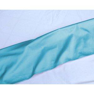 Silky Sleep Baby laken zijde blauw