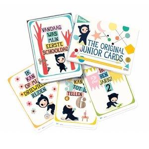 Milestone Junior Cards gedenkwaardige gebeurtenissen