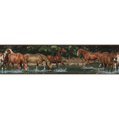RoomMates Muurstickers Wild Horses