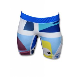 4BB2 UV swimshort Pic Fish