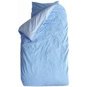 BINK Bedding Dekbedovertrek Little Star Lichtblauw - Bink Bedding
