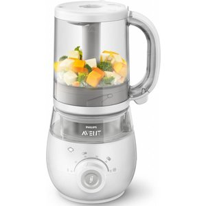 Philips Avent Tweedehands: SCF875/02 - Stomer/ blender