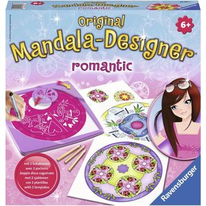 MANDALA MIDI ROMANTIC 2IN1